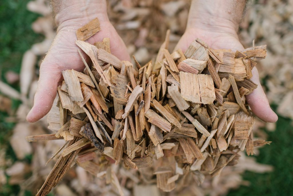 Hardwood Woodchip